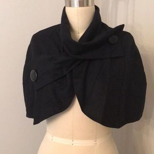 Jackets & Blazers - Handmade navy cape